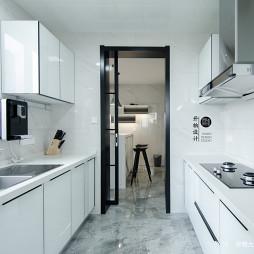 程宅现代厨房设计图
