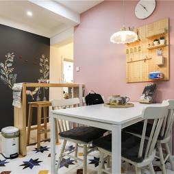 北欧小户型小餐厅设计