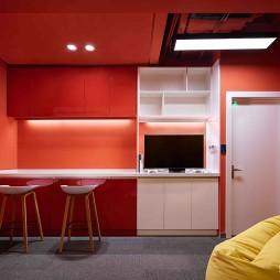 MicroMOOC办公室休闲区设计