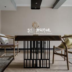 现代风大别墅休闲区设计