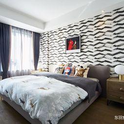 欧式卧室窗帘风格