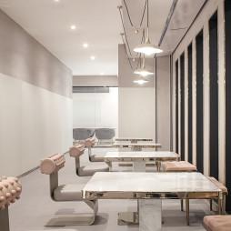 小元里联合办公室桌椅设计图