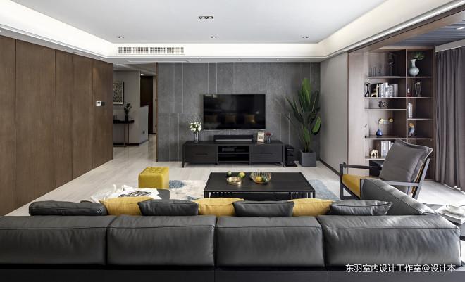 东羽设计机构— —锦悦湾花苑_353