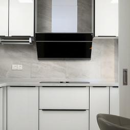 高规格现代厨房设计图