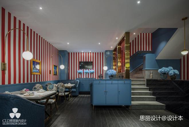 炉湘私厨餐厅内部设计图