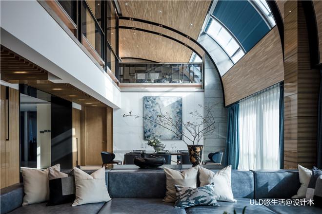 ULD私宅设计作品丨观心观世界,质感