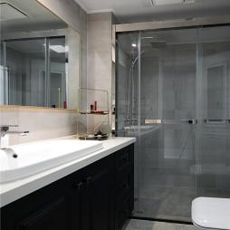 时尚美式卫浴设计图片