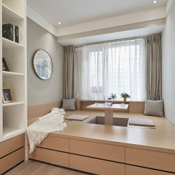 禅意中式休闲区设计