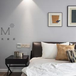 140㎡现代二居卧室设计