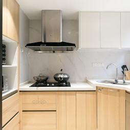 清馨混搭厨房设计图片
