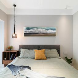 清馨混搭卧室设计图片