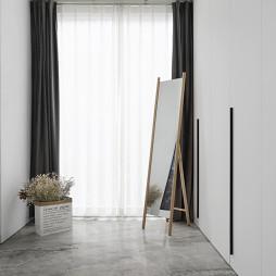 简洁现代别墅玄关设计图片