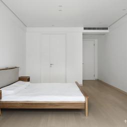 简洁现代别墅卧室设计图片