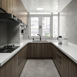 高档现代风厨房设计