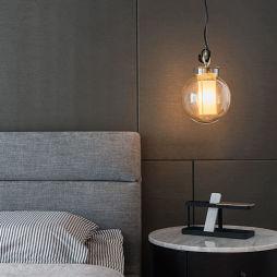 现代卧室吊灯图