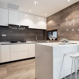 170㎡现代二居厨房设计