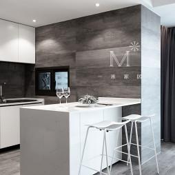 170㎡现代二居厨房设计图片