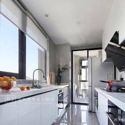 质 璞现代风厨房设计