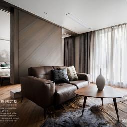 """优雅""""高级灰""""卧室客厅设计"""