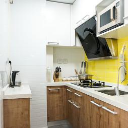 奇葩小户型混搭厨房设计