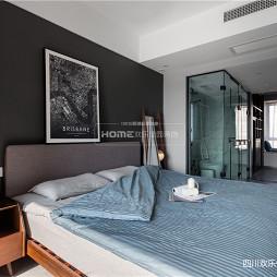 创意混搭风卧室设计图片