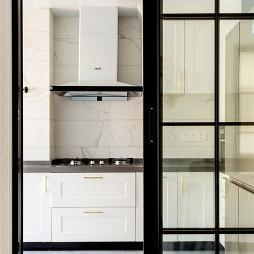 精致现代厨房设计图片