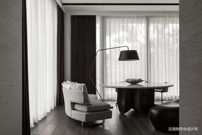 时光・淬炼现代风餐厅设计图片