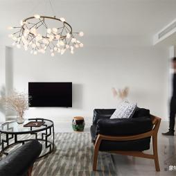 混搭风四居客厅设计图片