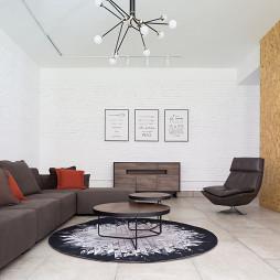 新民居复式客厅客厅吊灯图