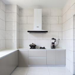 新民居复式客厅厨房设计