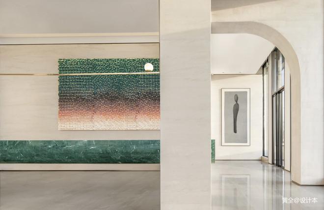 将售楼处打造成超高颜值的艺术空间_3