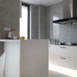 130㎡现代北欧厨房设计