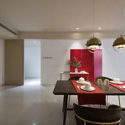 御森燕展示空间餐厅设计