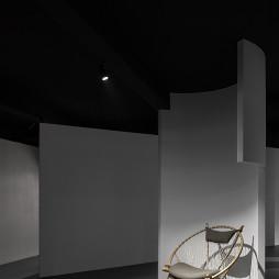 追梦∣生活艺术展厅展示空间设计