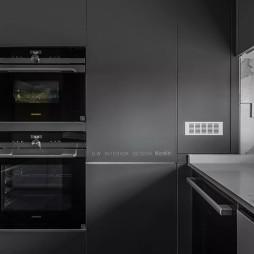 简约风婚房厨房实景图片