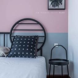 簡約風婚房次臥室設計