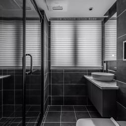 简约风婚房卫生间设计