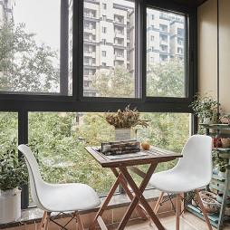 简约现代阳台设计图片