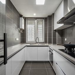 简约现代厨房设计图片