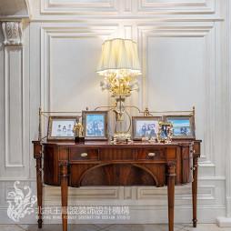 法式浪漫别墅储物柜设计
