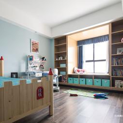 横 ·润现代四居儿童房设计