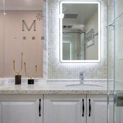 简奢美式卫浴设计图片