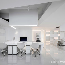 BANMOON服装办公空间设计