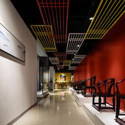新型展厅设计图片