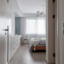 简单北欧风卧室设计