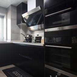 140㎡现代北欧厨房设计