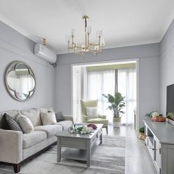 浪漫现代客厅沙发图片