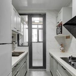 浪漫现代厨房设计图片