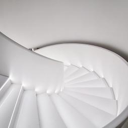 混搭风楼梯设计图