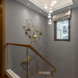 简洁时尚楼梯设计
